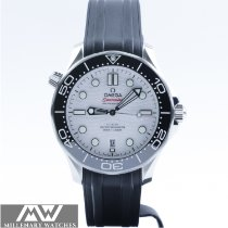 Omega Seamaster Diver 300 M Steel 42mm White United States of America, Florida