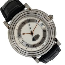 Parmigiani Fleurier White gold Automatic Silver 40mm pre-owned Toric