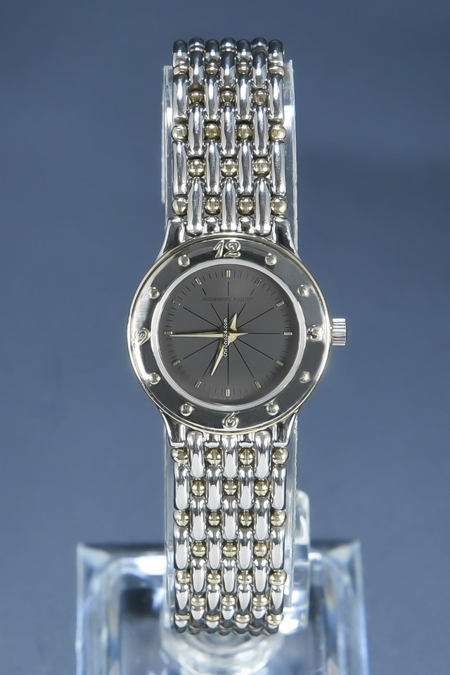 Audemars Piguet Classic Elite Elegant Lady's Cocktail Watch GoldSteel 56176
