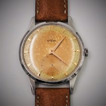 Omega Staal 37mm Automatisch