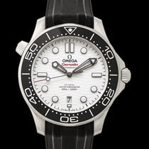 Omega Seamaster Diver 300 M Steel 42mm White United States of America, California, Burlingame