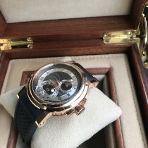Breguet Marine 5857br/z2/5zu Unworn Rose gold 42mm Automatic