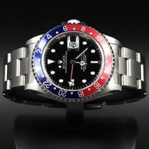 Rolex GMT-Master 16700BLRO pre-owned