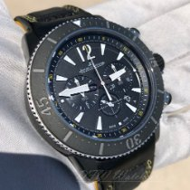 Jaeger-LeCoultre Master Compressor Diving Chronograph GMT Navy SEALs Titanium Black United States of America, Texas, Frisco