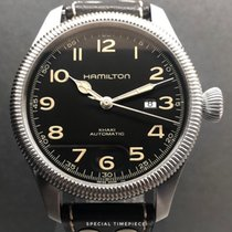Hamilton Steel 45mm Automatic H605150 new