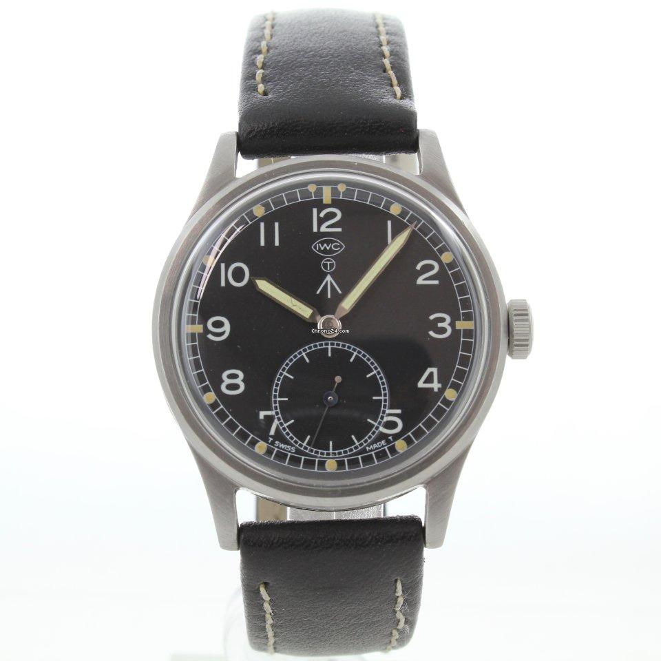IWC Pilot Mark M 14177 1944 подержанные