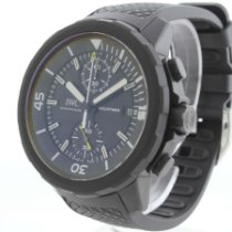 IWC Aquatimer Chronograph Steel 45mm No numerals