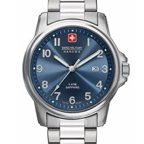 Swiss Military Hanowa Swiss Soldier Prime Steel 39mm Blue