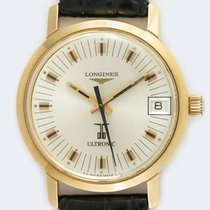 Longines Yellow gold Quartz 8625 2 pre-owned