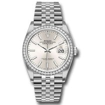 Rolex Datejust Gold/Steel 36mm Silver United States of America, Pennsylvania, Holland