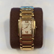 Patek Philippe Or rose 25mm Quartz 4910/11R-011 occasion