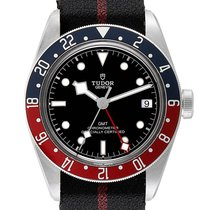 Tudor Black Bay GMT Steel 41mm Black United States of America, Georgia, Atlanta