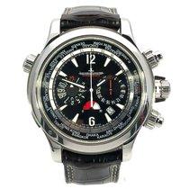 Jaeger-LeCoultre Master Compressor Extreme World Chronograph Stahl 46,3mm Schwarz Keine Ziffern Deutschland, Bietigheim-Bissingen