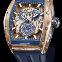 Cvstos new Automatic 59mm Rose gold