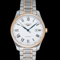 Longines Master Collection Steel 42.00mm White United States of America, California, Burlingame