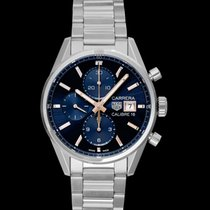 TAG Heuer Carrera Calibre 16 Steel 41mm Blue United States of America, California, Burlingame
