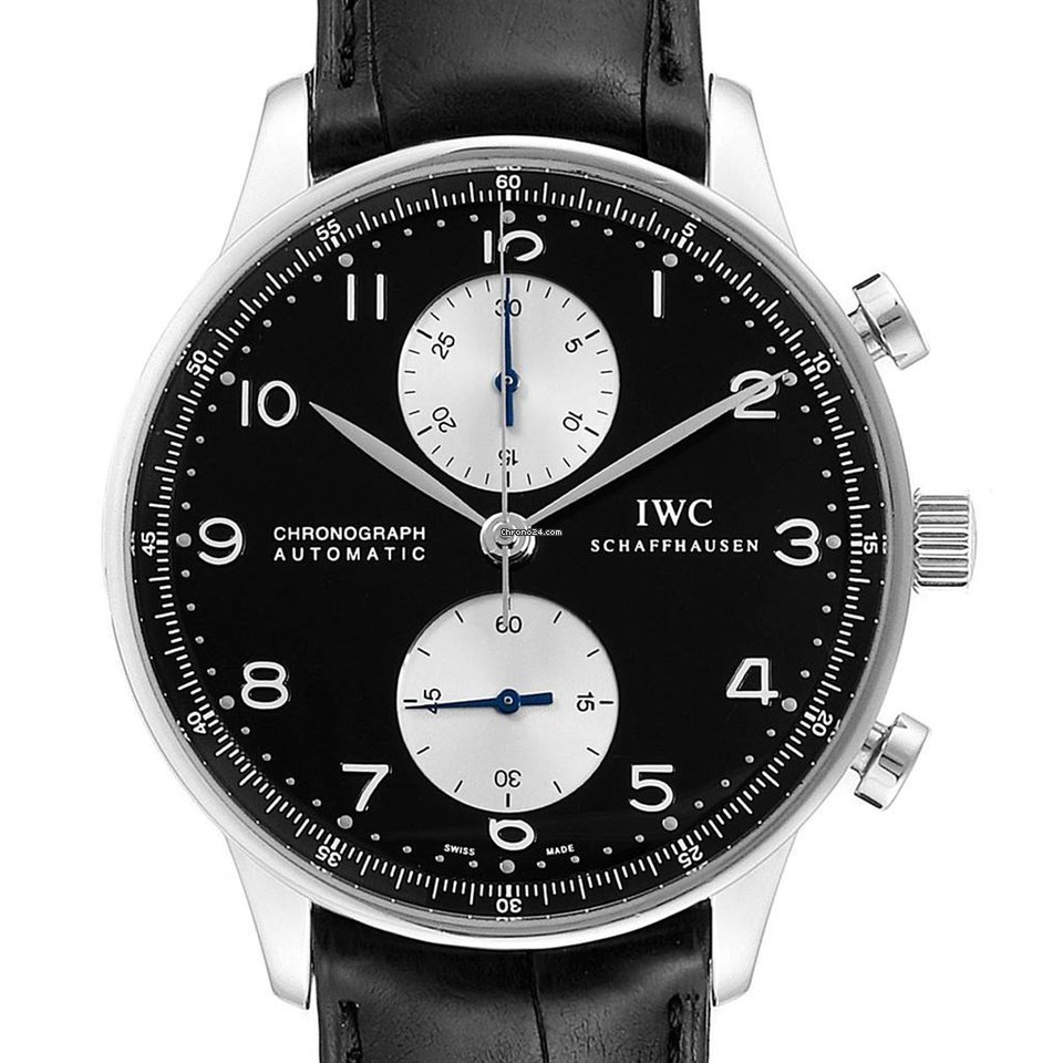 IWC Portuguese Chronograph IW371404 pre-owned