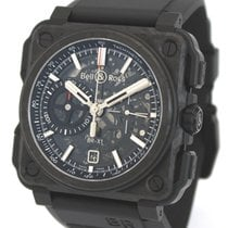 Bell & Ross Carbon Automatic Black 45mm new BR-X1
