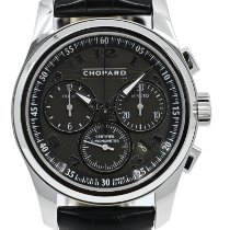 Chopard L.U.C Or blanc 42mm Argent France, Lyon