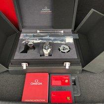 Omega Speedmaster Professional Moonwatch nuevo 2020 Cuerda manual Reloj con estuche y documentos originales