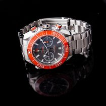 Omega Seamaster Planet Ocean Chronograph new Automatic Watch with original box and original papers 215.30.46.51.99.001
