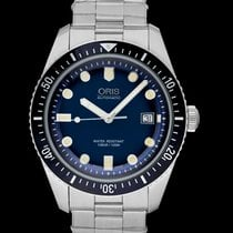 Oris 01 733 7720 4055-07 8 21 18 Steel Divers Sixty Five 42mm new United States of America, California, Burlingame