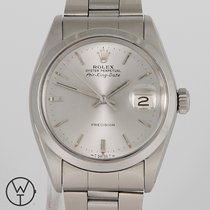 Rolex Air King Date Ατσάλι 34mm