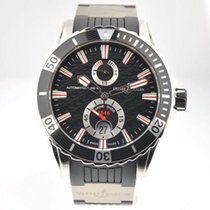 Ulysse Nardin Diver Chronometer Steel 44mm Black United States of America, California, Newport Beach