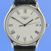 Longines Lyre Steel 34.5mm White