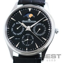 Jaeger-LeCoultre Master Ultra Thin Perpetual Acero 38mm Negro