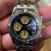 Breitling Gold/Steel 39mm Automatic B13050 pre-owned
