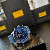 Breitling Navitimer 01 43mm Bleu France, Clerieux