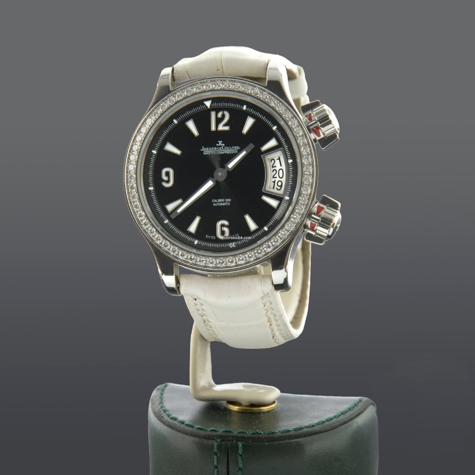 Jaeger-LeCoultre Master Compressor Lady Automatic 148.8.37 2015 usados