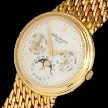 Patek Philippe Perpetual Calendar 3945 1990 pre-owned