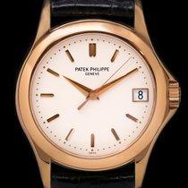 Patek Philippe Calatrava 5107R-001 Very good Rose gold 37mm Automatic