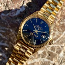 Rolex Oyster Perpetual Lady Date 6517 1966 pre-owned