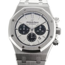 Audemars Piguet Royal Oak Chronograph Steel 41mm United States of America, New York, New York