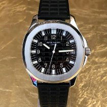 Patek Philippe 5065A-001 Steel 2006 Aquanaut 38mm pre-owned
