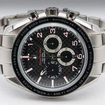 Omega Speedmaster Broad Arrow Steel 44,25mm Black Arabic numerals