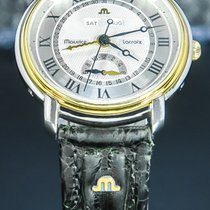 Maurice Lacroix Gold/Steel 37mm Automatic 514.11 pre-owned