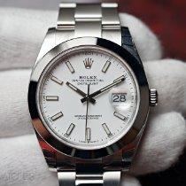 Rolex Datejust Steel 41mm White United States of America, Florida, Orlando