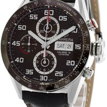 TAG Heuer Carrera Calibre 16 43mm Brown United States of America, California, Los Angeles