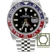 Rolex GMT-Master II 126710BLRO Ongedragen Staal 40mm Automatisch
