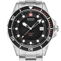 瑞士軍錶 鋼 44mm 石英 06-5315.04.00 新的