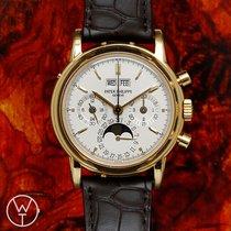 Patek Philippe Perpetual Calendar Chronograph Gelbgold 36mm Deutschland, München