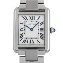 Cartier neu Quarz 31mm Stahl