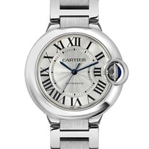 Cartier Ballon Bleu 36mm W6920046 new