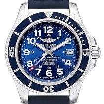 Breitling Superocean II 42 new 2021 Automatic Watch with original box and original papers A17365D1.C915.149S.A18D.2