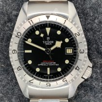 Tudor 70150 Steel 2020 Black Bay 41mm new