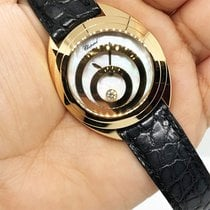 Chopard Happy Spirit Geelgoud 32mm Parelmoer